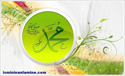 Hz. Muhammed (s.a.a.)