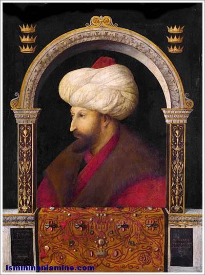Fatih Sultan Mehmet  - II. Mehmed