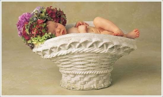 kız bebek resmi 6