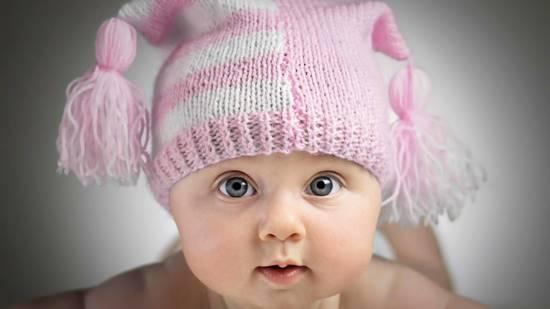 kız bebek a4