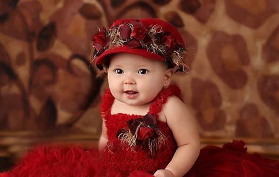 kız bebek çocuk 7