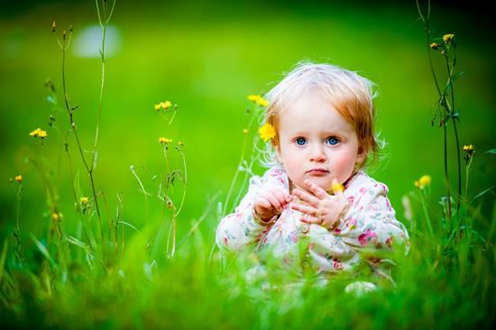 kız bebek çocuk 9