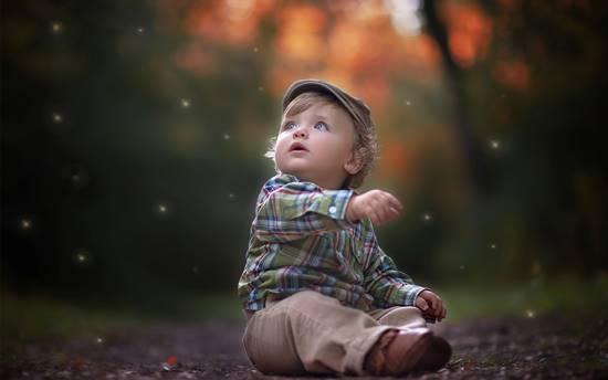 erkek bebek fotoğrafı 2
