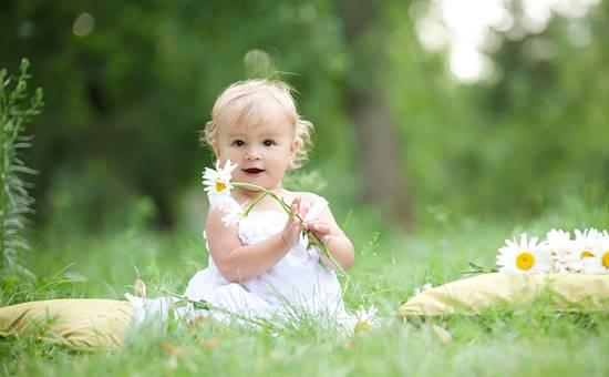 kız bebek fotoğrafı 2