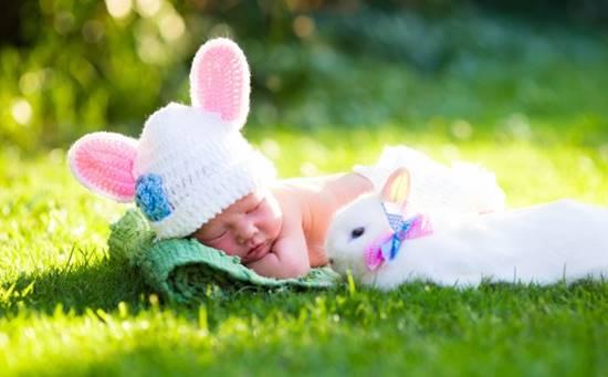 kız bebek fotoğrafı 4