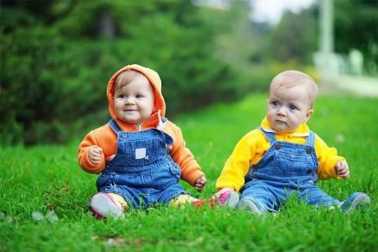 kız erkek bebek fotoğrafı 3